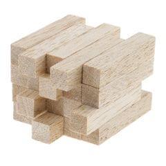 Pine Wood Stick Unfinished Woodcraft Square Stick Dowel Rod 50mm 20 Pieces