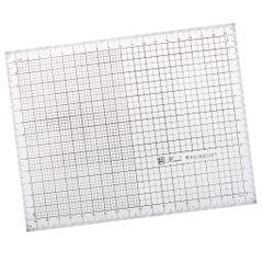 Acrylic Coordinate Ruler Graph Ruler Scale Grid Ruler for Hand Drawing