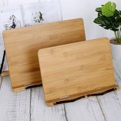 Adjustable Bookrack Book Stand Cookbook Holder Music Document Stand 39x28cm