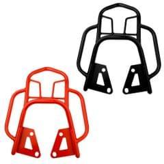 Motorcycle Bike Bags Rear Luggage Rack for for Honda Grom MSX125 Black
