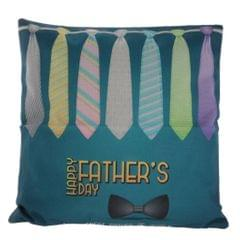 Fathers Day Gift Cotton Linen Throw Pillow Case Cushion Cover Home Decor 1
