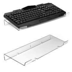 Computer Keyboard Riser Holder for School Desktop Easy Typing Working Gaming