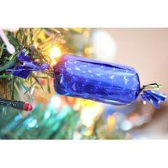 12pcs Multi-color Candy Pendant Decorations Christmas Tree Hanging Ornaments
