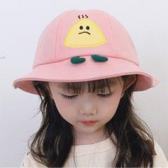 UV Protection Hat for Kids Pink