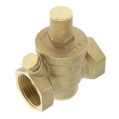 Water Pressure Regulator Valve Lead-free Water Pressure Reducer DN25 S