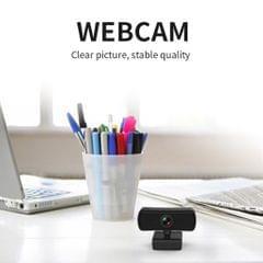 Digital 1440P HD Webcam USB Web Camera Video Recording Built-in Microphone