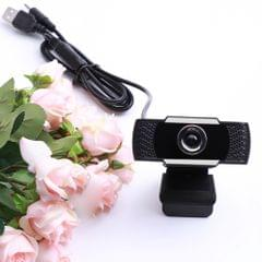 USB Computer Webcam Camera with Mic for Desktops Conferencing 480P