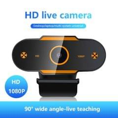 Auto Focusing HD Web Camera with Microphone for PC 480P Fixed Focus