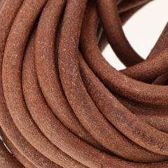 10m Round Leather Cord for Jewelry Making 5mm 6mm 8mm Diameter 8mm Diameter