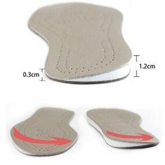 Bow Leg Insole Genu Varum O Leg Corrector 26.5cm