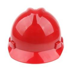 Hard Hat Adjustable Forestry Safety Helmet Work Protective Bump Cap red