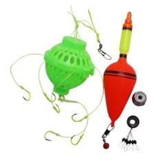 Fishing Floats and Bobbers Bulk Combination Saltwater  Hook Wide 10mm
