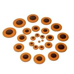 1 Set Sax Leather Pads for Tenor Saxophone