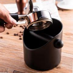 Coffee Knock Box Style Anti Slip Coffee Machine Accs style 2 black