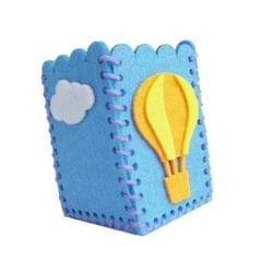 Early Educational Montessori Lacing Threading Toy Blue Pen Holder x 2 Pack