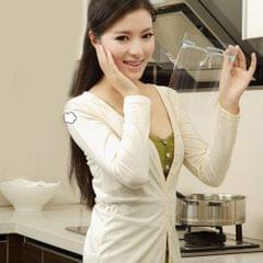 Novelty Kitchen Cooking Anti-Oil Splash Face Mask Shield Protector new Clear