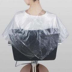 50x Disposable Hair Cutting Cape Gowns Unisex Hair Cut Protect Capes Cloth