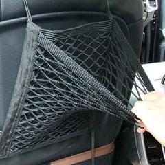 Elastic Car Mesh Storage Bag Net Organizer Car Seat Luggage Cargo Net Pocket