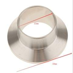 Sanitary Pipe Weld Ferrule Tri Clamp Type Stainless Steel Flange SUS 304 C