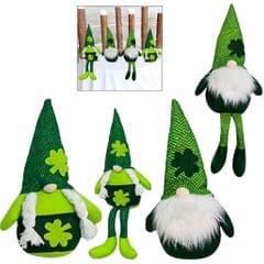 St. Patrick's Day Gnome Leprechaun Gnome Ornaments Valentines Day Gift style 1