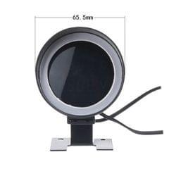 DC 12V/24V Car LCD Digital Voltmeter Water Temp Gauge Meter with Sensor 21mm
