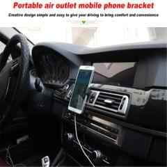 New Car Holder Mount Bracket For All Cell Phones iPhone Samsung GPS Gray