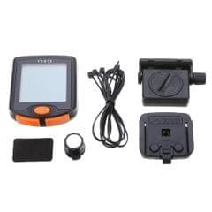LCD Computer Bicycle Road MTB Bike Backlight Speedometer Odometer Wireless