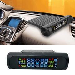 TPMS LCD Display Car Tire Pressure Monitoring System +4 External Sensor