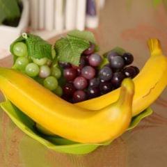 Artificial Faux Fake Lifelike Plastic Fruit Grape Apple Lemon Sketch Prop b