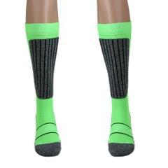 Compression Ski Socks Warm Thick Long Socks for Skiing & Snowboarding 40-42