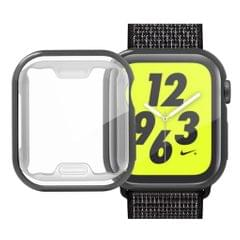40mm Anti-drop TPU Watch Protective Shell for Apple Watch Series 4 black