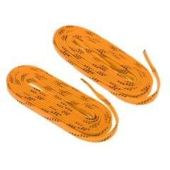 1 Pair Premium Sports Ice Hockey Skates Shoe Laces Shoelace 120 inch, Yellow