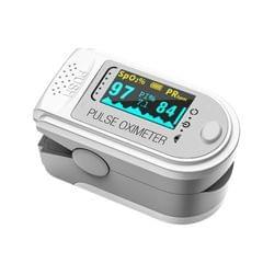 Fingertip Pulse Oximeter Blood Oxygen Saturation Meter