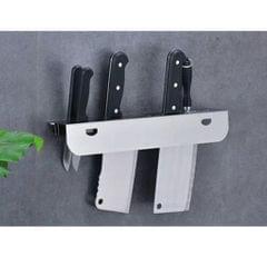 Stainless Steel Storage Knife Rack Kitchen Utensil Holder Tool No hook
