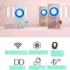 Foldable Mini USB Ultrasonic Washing Machine Clothes Cleaner for Home Travel