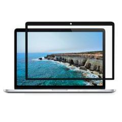 0.3mm 6H Surface Hardness HD Scratch-proof Full Screen PET Film for MacBook Pro Retina 13.3 inch (A1425 / A1502)(Black)