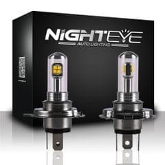 Nighteye H4 HB2 9003 80W led fog tail light bulbs driving
