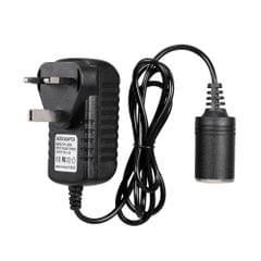 Car Power Inverter, AC to DC Converter, 240V-12V DC Car