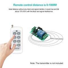 1000m Long Range Distance High Power 1CH Wireless Remote