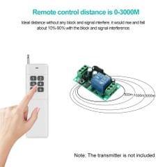 3000m Long Range Distance High Power 4CH Portable Remote