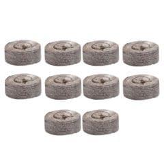 10pcs Peat Pellets Seed Starter Seedling 31mm Condense Soil Block Nursery