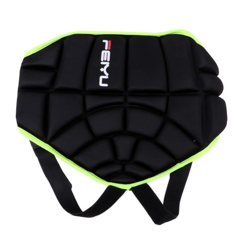 Kids Men Women Hip Protective Shorts,Butt Pad Shorts Paded Short Pants for Ski Skiing Skating Skateboarding Snowboard