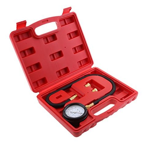 TU-12 Universal Car Engine Oil Pressure Gauge Meter Tester Diagnostic Tool