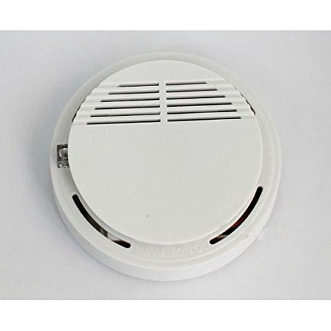Wireless Hot Smoke Detector Home Safety High Sensitive Fire Warning Sensor