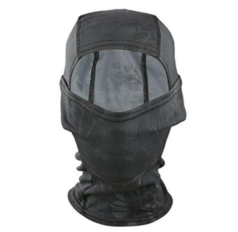 Outdoor Motorcycle Riding Cycling Jogging Running Full Face Head Cover Hood Protector UV Proof Cap Hat Protective Mask #4
