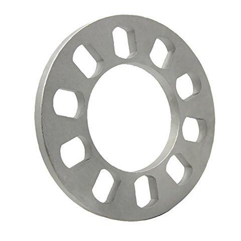 Replacement 5 Hole 1/2'' Car Aluminium Wheel Spacer 5 lugs 5x114.3 5x120 5x120.7 5x127