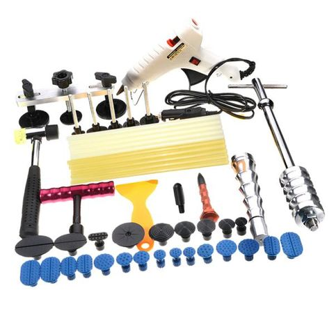 Auto Body Paintless Dent Repair Brige Puller Tools for Dent Hail Removal
