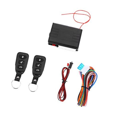 Universal Auto Car Remote Central Kit Door Lock Vehicle Keyless Entry System