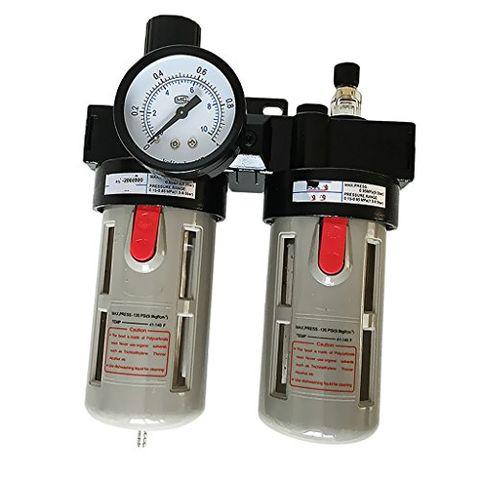 Air Regulator Oil Water Separator Trap Filter Airbrush Compressor Bfc4000