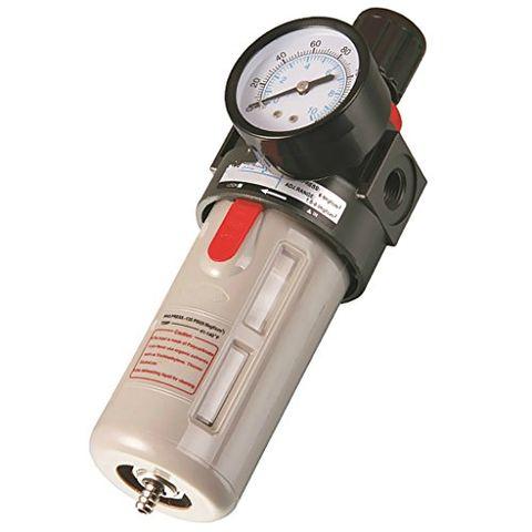 BFR2000 Air Compressor Filter Regulator Water Oil Separator Trap Tools